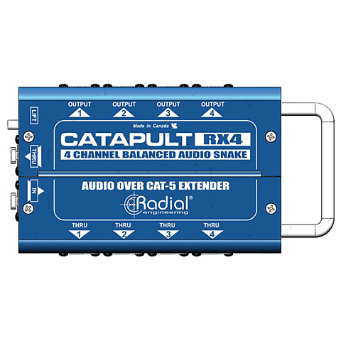 Radial Catapult RX4