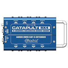 Radial Catapult RX4 « Splitter