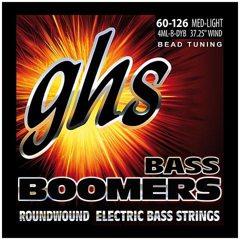 GHS Boomers 060-126 4ML-B-DYB