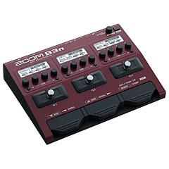 Zoom B3n « Multi Effects Bass