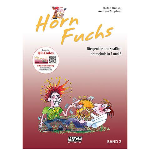 Hage Horn Fuchs Bd.2