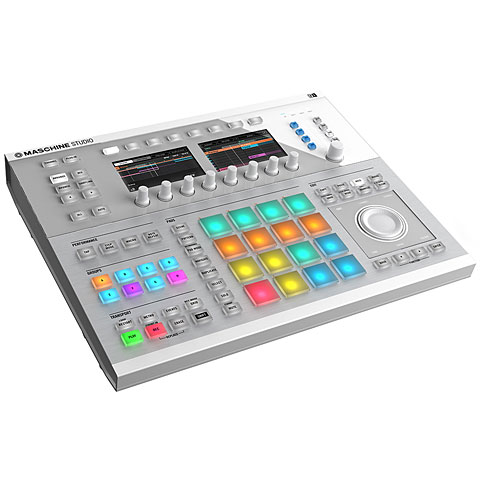 Contrôleur MIDI Native Instruments Maschine Studio white