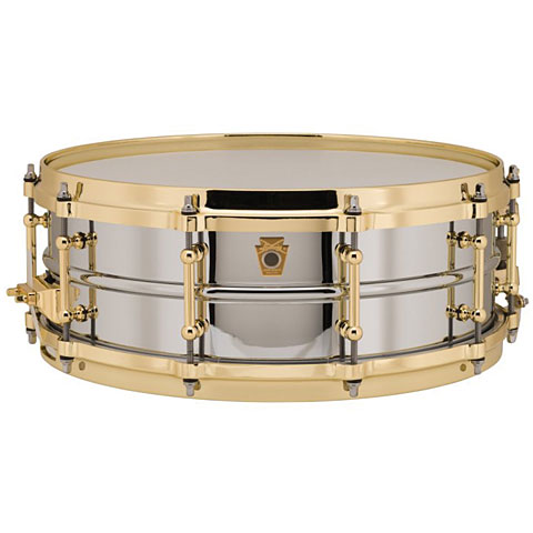 Ludwig Chrome-Over-Brass 14  x 5  Snare