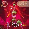 Färgfilter-Set LEE Filters DJ Pack 2