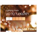 Set di filtri colorati LEE Filters LED to Tungsten Pack