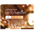 LEE Filters LED to Tungsten Pack « Set di filtri colorati