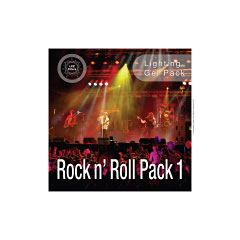 LEE Filters Rock n' Roll Pack 1 « Set de gélatines