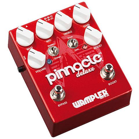 Guitar Effect Wampler Pinnacle Deluxe V2