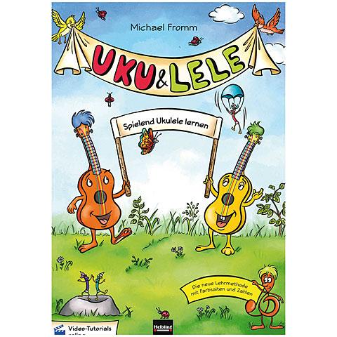 Helbling Uku & Lele - Spielend Ukulele lernen