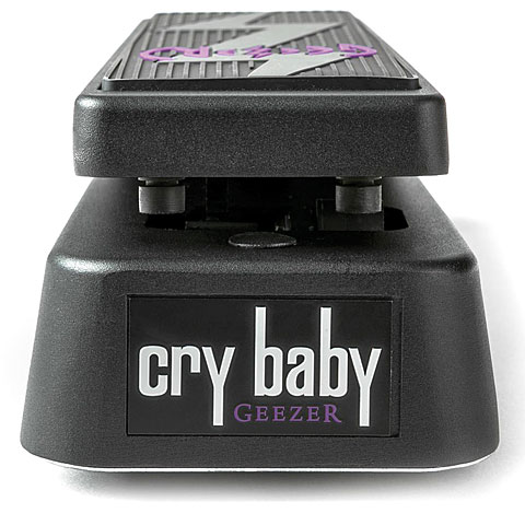 Pedal bajo eléctrico Dunlop Geezer Butler Cry Baby Wah