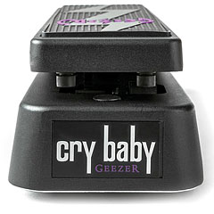 Dunlop Geezer Butler Cry Baby Wah « Pedal bajo eléctrico