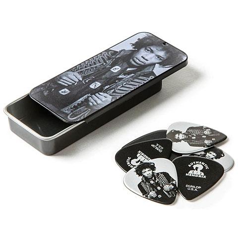 Púa Dunlop Jimi Hendrix Mankowitz Pick Tin, Heavy