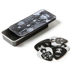 Dunlop Jimi Hendrix Mankowitz Pick Tin, Heavy « Plektrum