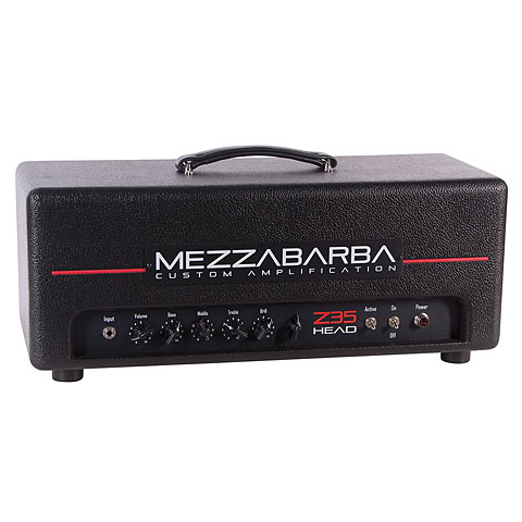Mezzabarba Z35 Head