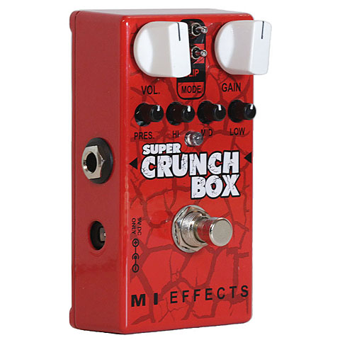 MI Audio Super Crunch Box V2