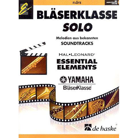 De Haske Bläserklasse Solo Flöte