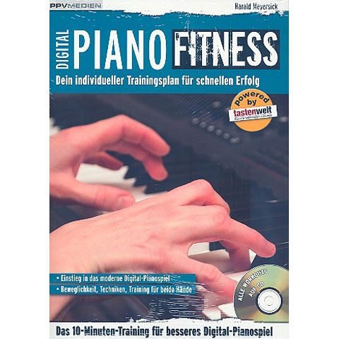 PPVMedien Digital Piano Fitness