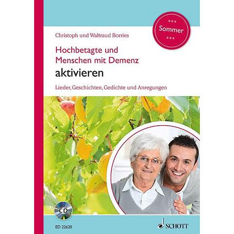 Lehrbuch Schott Hochbetagte und Menschen mit Demenz akivieren 4