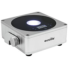 Eurolite AKKU Flat Light 1 silver « Accuindicatie