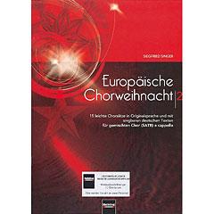 Helbling Europäische Chorweihnacht 2 « Notas para coros