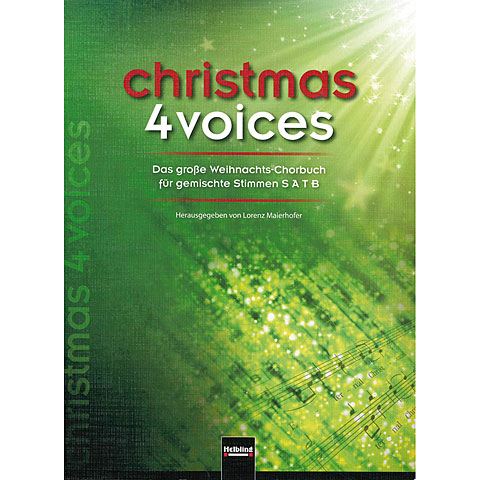 Helbling Christmas 4 Voices