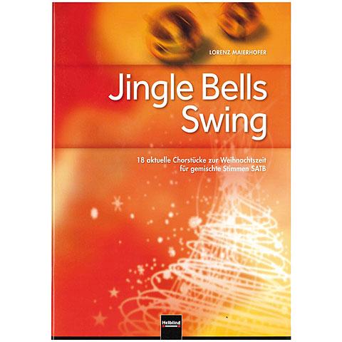 Choir Sheet Music Helbling Jingle Bells Swing