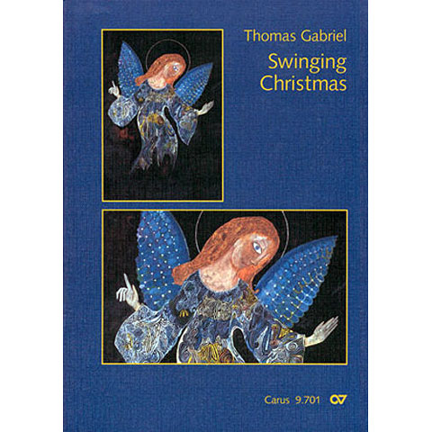 Carus Swinging Christmas Chorbuch 2