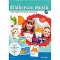 Libro di testo Schott Bildkarten Musik