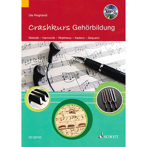 Musiktheorie Schott Crashkurs Gehörbildung