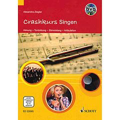 Schott Crashkurs Singen « Musiktheorie