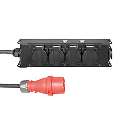 Adam Hall Accessories PROPORT 4 CEE « Power Distribution