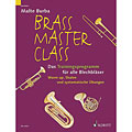 Libros didácticos Schott Brass Master Class Das Trainingsprogramm