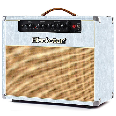 Blackstar HT Studio 20 Blue Limited Edition