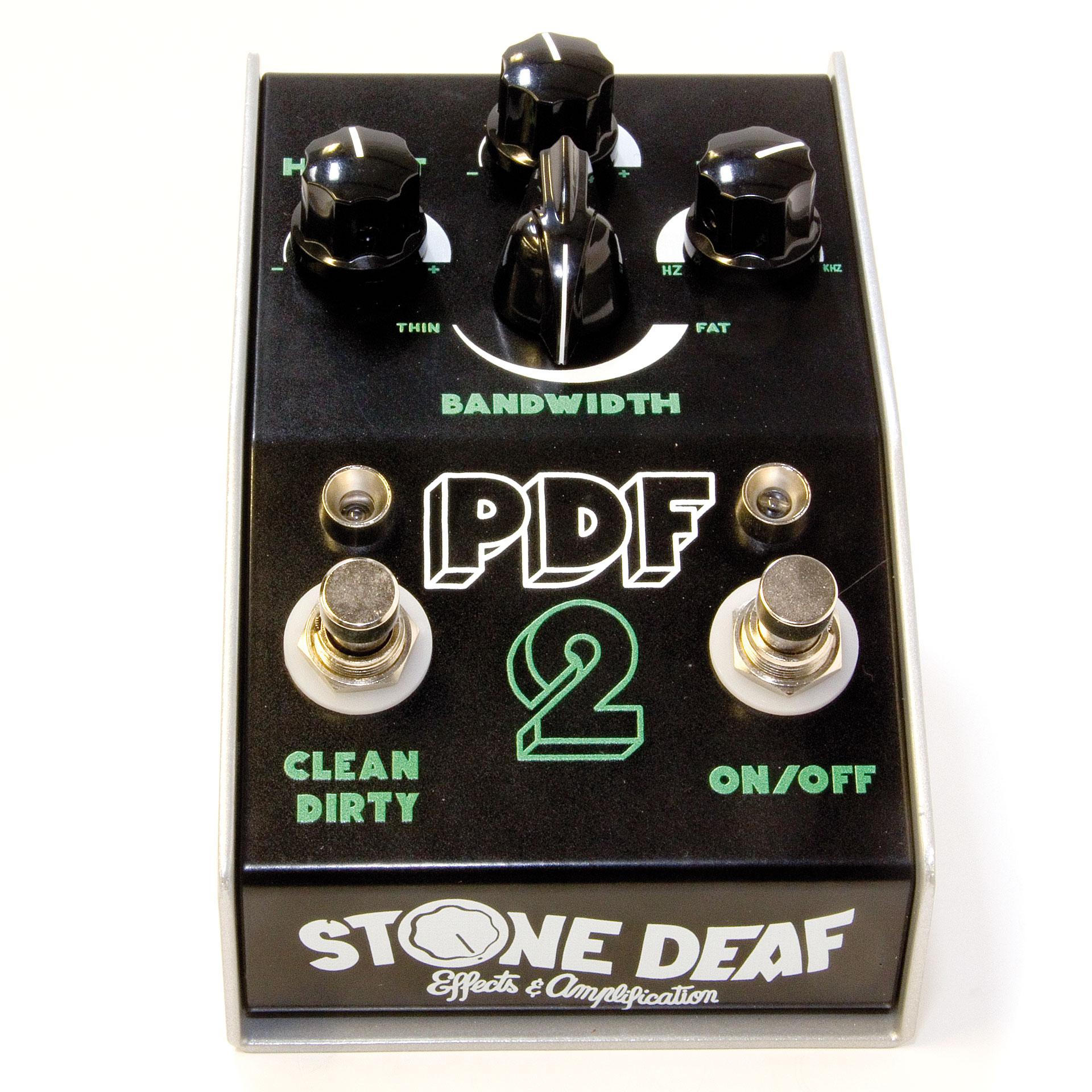 stone deaf pdf 2 guitar effect musik produktiv. Black Bedroom Furniture Sets. Home Design Ideas