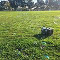 Seifenblasenmaschine American DJ Bubbletron GO