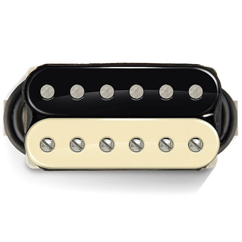 Pickup E-Gitarre Bare Knuckle Abraxas Open Bridge zeb