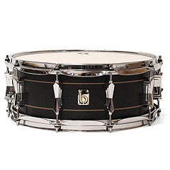 "British Drum Co. Pro 14"" x 5,5"" Merlin Snare « Caisse claire"