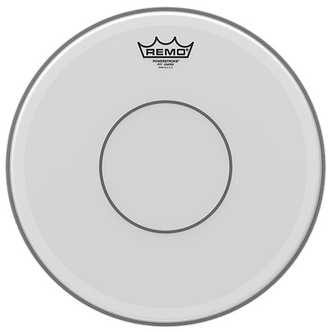 Remo Powerstroke 77 10  Coated Snare Head