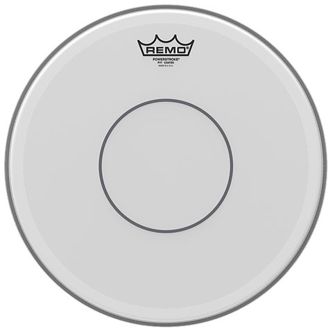Remo Powerstroke 77 13  Coated Snare Head