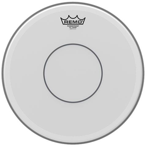 Remo Powerstroke 77 14  Coated Snare Head