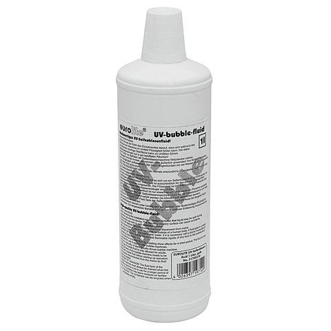 Eurolite UV-Seifenblasenfluid 1l gelb