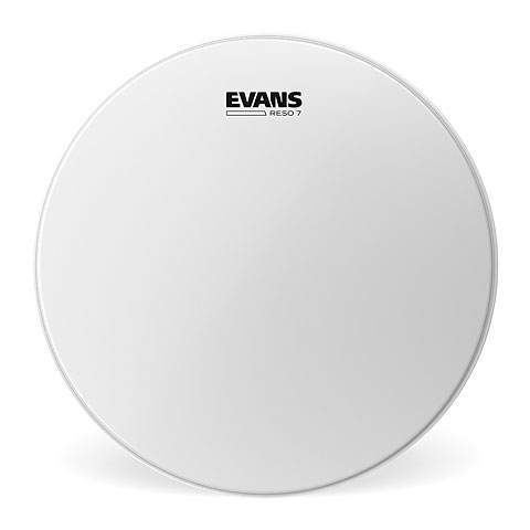 "Evans Reso 7 Coated  6"" Resonant Head"