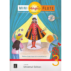 Universal Edition Mini Magic Flute Band 3 « Lektionsböcker