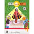 Libros didácticos Universal Edition Mini Magic Flute Band 4