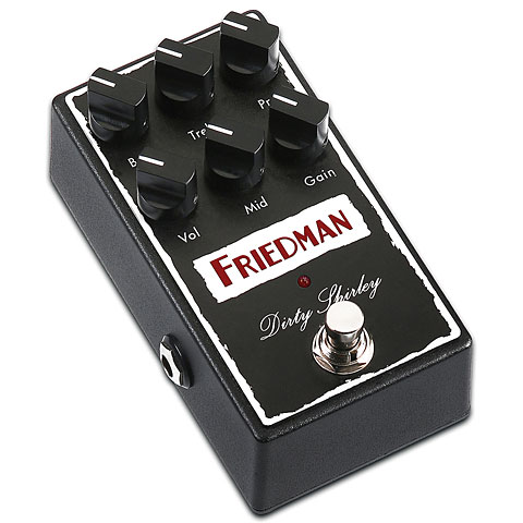 Pedal guitarra eléctrica Friedman Dirty Shirley Overdrive