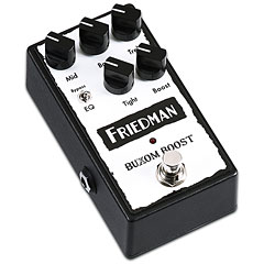 Friedman Buxom Boost « Guitar Effect