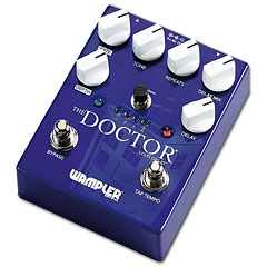 Wampler The Doctor « Pedal guitarra eléctrica