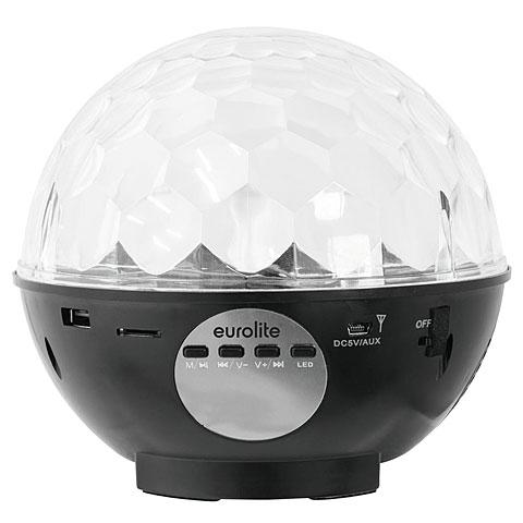 Eurolite AKKU LED BC-9 Beam Effect MP3 + FM Radio