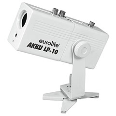 Eurolite AKKU LP-10 Gobo Projektor « Battery Lighting