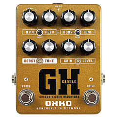 Okko Diablo GH Signature « Guitar Effect